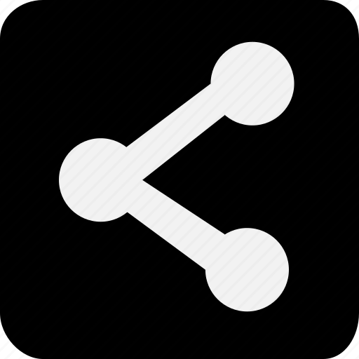 connections, network, node, share, social, weird icon