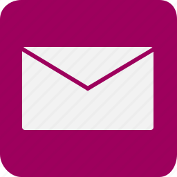 email, letter, mail, message, package, post icon