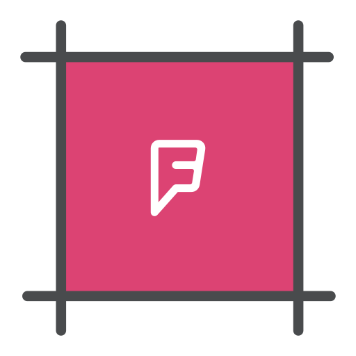 food, foursquare, local, restaurent, review icon