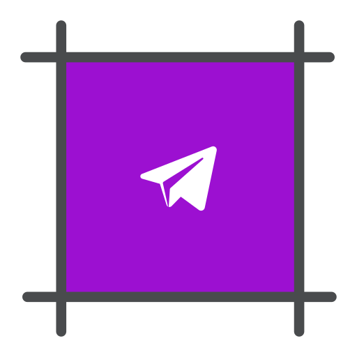 chat, messaging, social, telegram icon