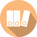 archive, documents, files, folders, invoices icon