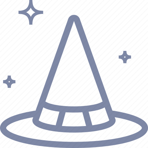 cover, hat, warlock, witch, wizard icon