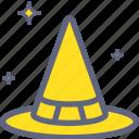 hat, warlock, witch, wizard