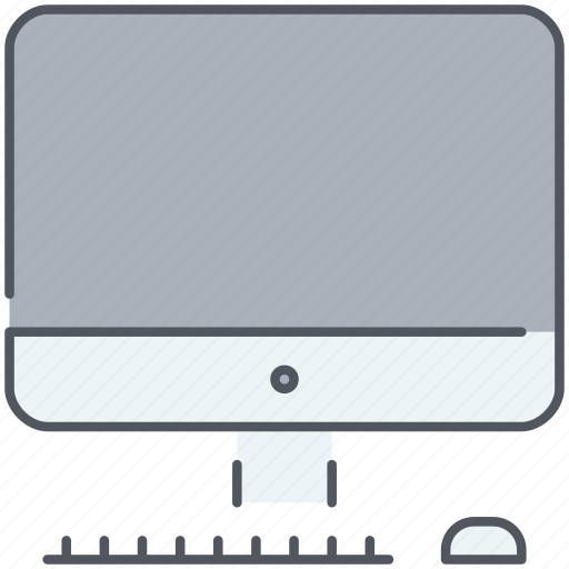 apple, device, electronics, imac, technology, web design, web development icon