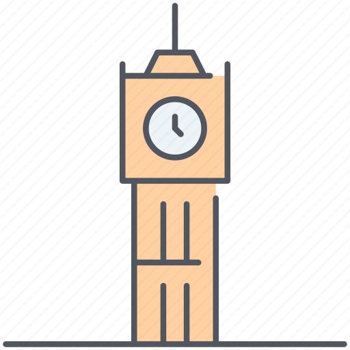 big ben, britain, clock tower, landmark, london, monument, united kingdom icon