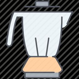 blender, cutting, fresh, juicer, kitchen, processor, squeezer icon