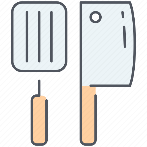 cookware, cutlery, cuttlery, equipment, kitchen, spoon, tableware icon