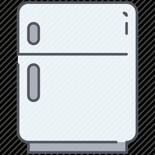 appliance, food, freezer, fridge, kitchen, preserve, refrigerator icon