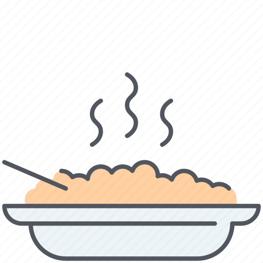 dinner, food, hot, kitchen, lunch, meal, noodles icon