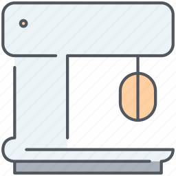 appliance, beater, blender, cooking, kitchen, mixer, preparation icon