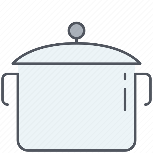 boil, cooking, cookware, food, kitchen, pan, saucepan icon
