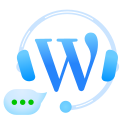expert, headset, support, wordpress, wp icon