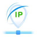 address, dedicated, ip icon