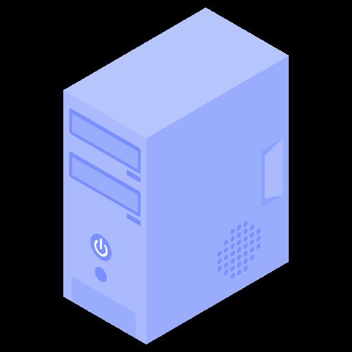 computer, desktop, pc icon