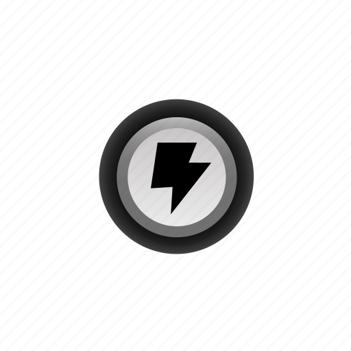 Buttons, energy, navigation, off, pushbutton, ui icon - Download on Iconfinder