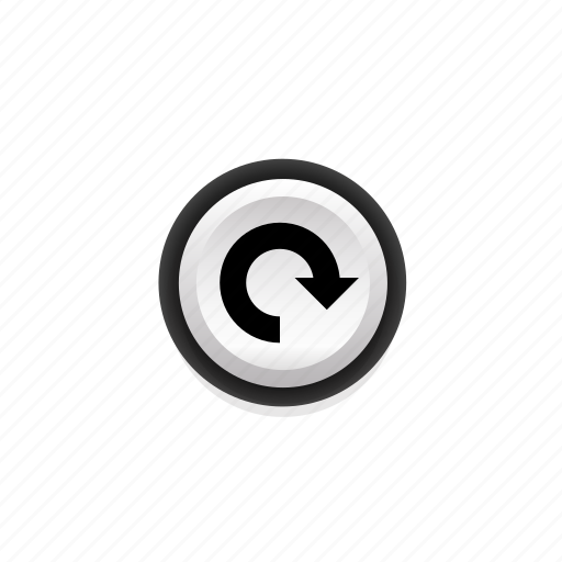 Buttons, navigation, on, pushbutton, refresh, ui icon - Download on Iconfinder