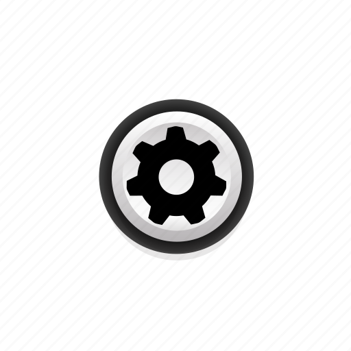 buttons, navigation, on, pushbutton, settings, ui icon