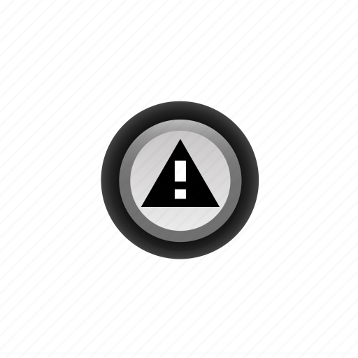 !, attention, look-out, navigation, note, off, warning icon - Download on Iconfinder
