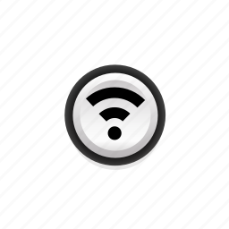 navigation, network, on, pip, signal, sound, wifi icon