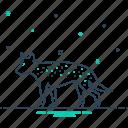 carnivorous, danger, hyena, mammal, nature, wildlife, zoo