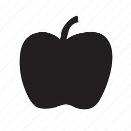 apple, farm, fruit, organic, plant, production, wildharvest icon