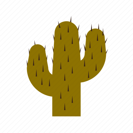 cactus, desert, land, natural, outdoor, plant, sand icon