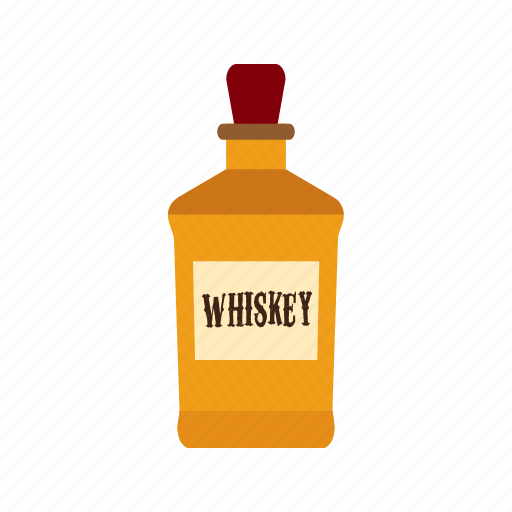 alcohol, bar, bottle, cowboy, drink, whiskey icon
