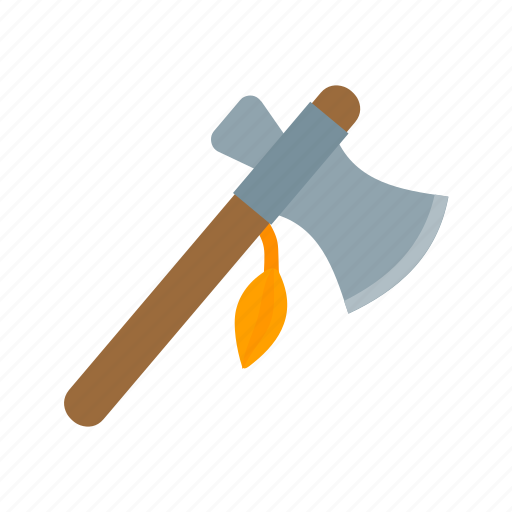axe, cowboy, cut, handle, sharp, tool, wooden icon