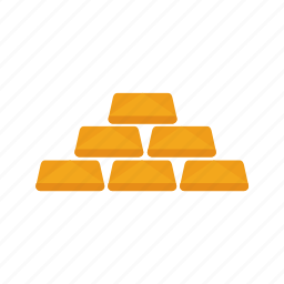 bar, gold, saloon, shine, west, wild, yellow icon