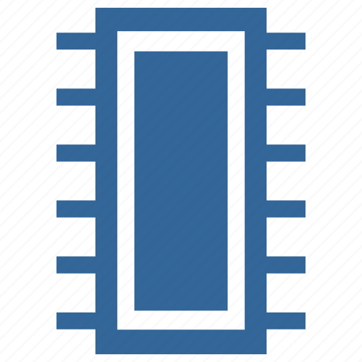 ddr, hardware, memory, module, ram icon