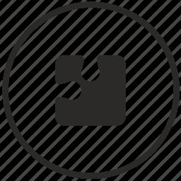 element, game, puzzle icon
