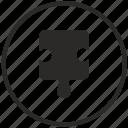 detail, element, logic, puzzle icon