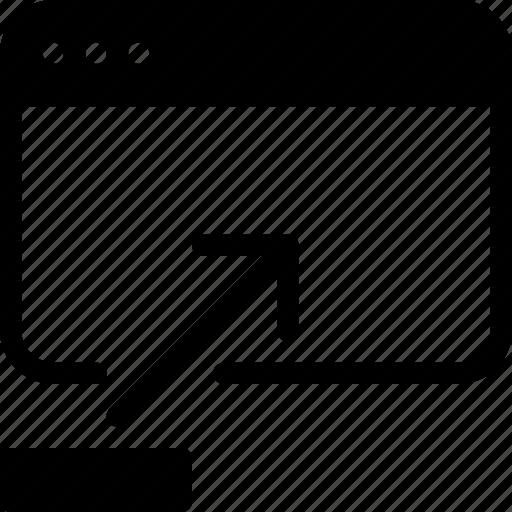 application, arrow, refresh, reload, renew, restore, web icon
