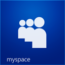 myspace, px icon