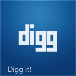digg, px icon