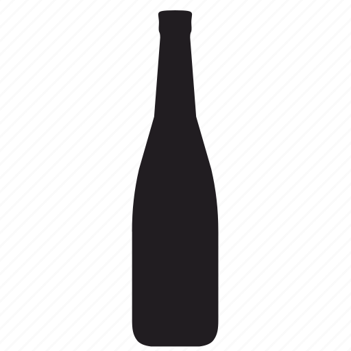 beer, bottle, restaurant icon