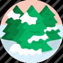 christmas, snow, sports, tree, winter, decoration
