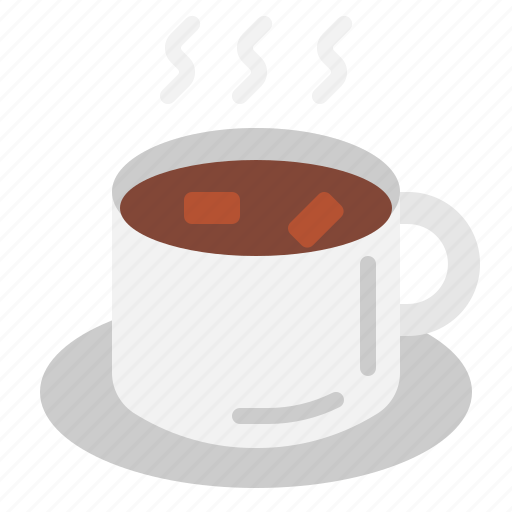 Cocoa, coffee, mug, steam, tea icon - Download on Iconfinder