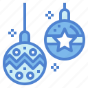 ball, bauble, decoration, ornament icon