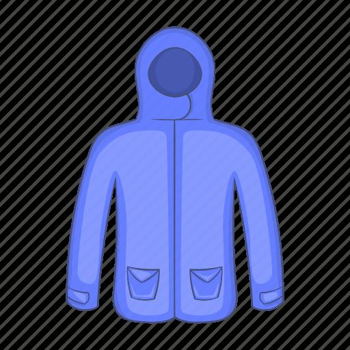 back, cartoon, fashion, hoodie, side, sweater, template icon