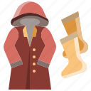 boot, cloth, coat, cold, fashion, overcoat, witnter