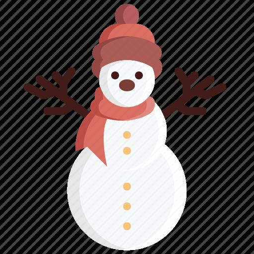 Avatar, cartoon, decoration, snow, snowman, winter icon - Download on Iconfinder