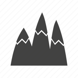 alps, mount, mountain, mountains, sky, snow, top icon
