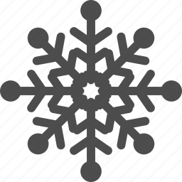 air, christmas, cold, snowflake, winter icon
