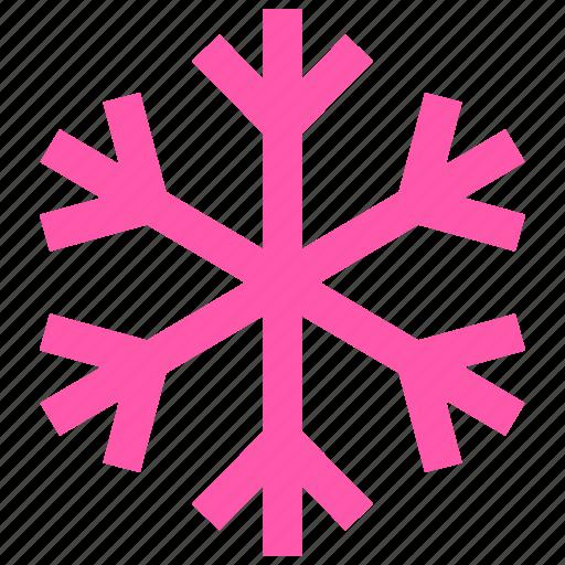 cold, nature, season, snowflake, weather, winter icon