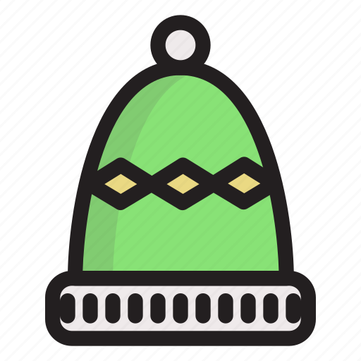 Cap, cold, holiday, skullcap, winter icon - Download on Iconfinder