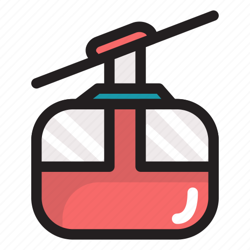 cold, holiday, snowmobile, winter icon