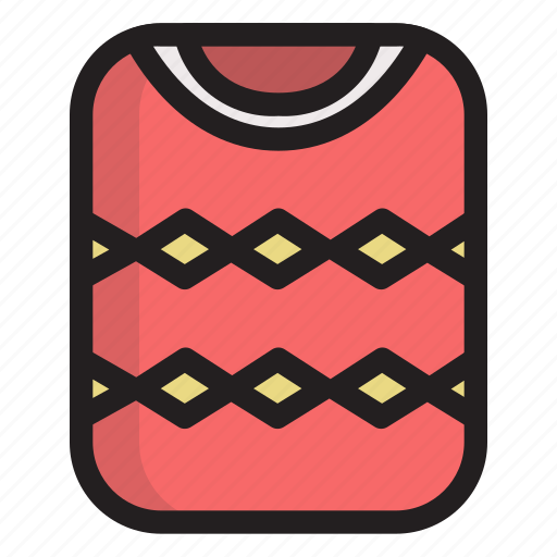Apparel, cold, holiday, sweater, winter icon - Download on Iconfinder