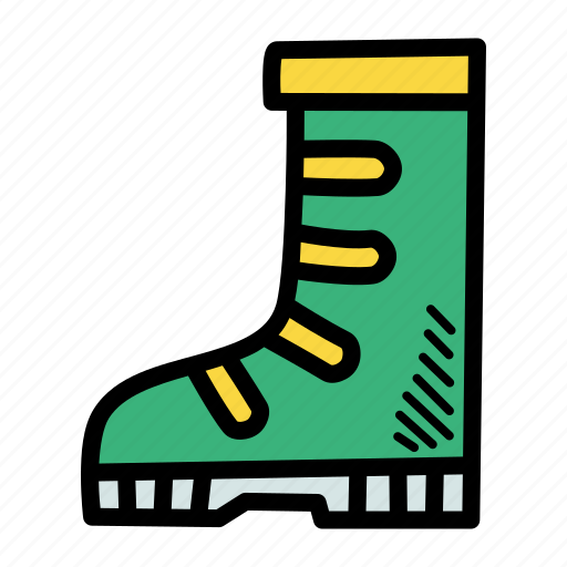 apparel, boot, footwear, protection, snow, sports, winter icon