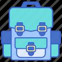 backpack, bag, holiday, travel